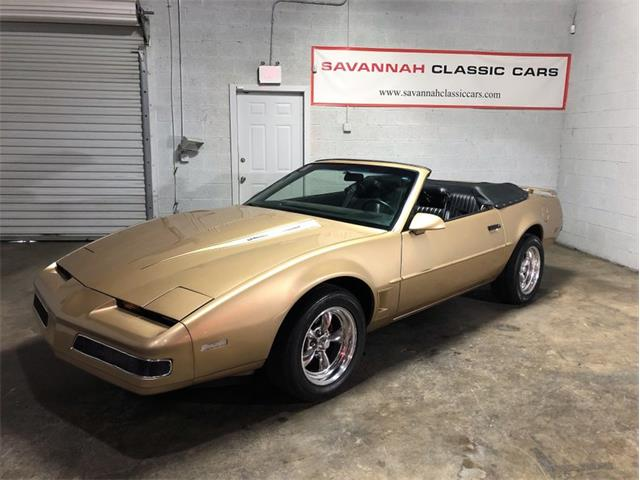 Picture of '87 Firebird - Q98F