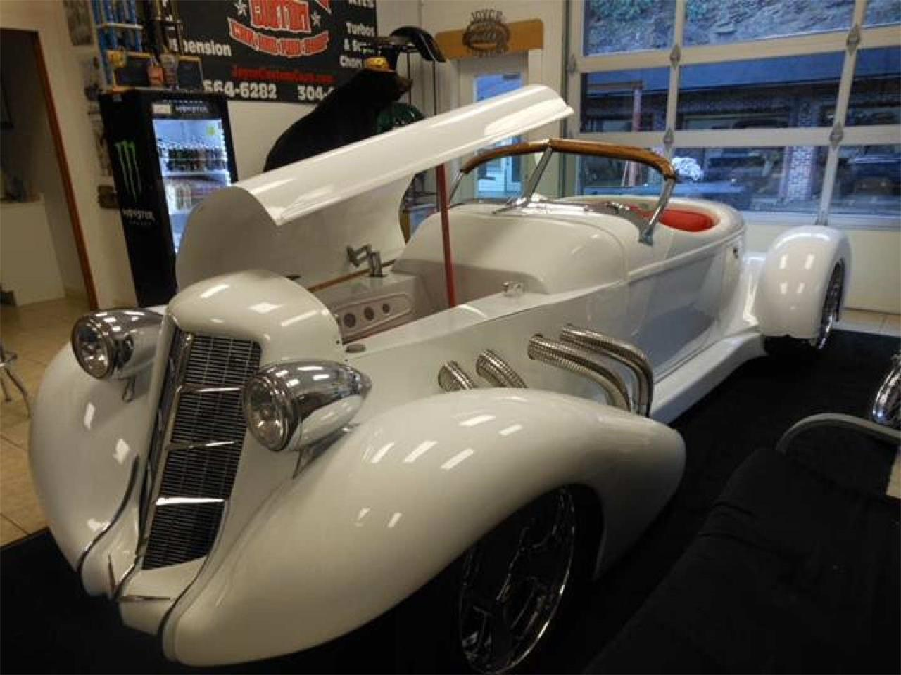 Large Picture of Classic 1935 Auburn Speedster Auction Vehicle Offered by Vicari Auction - Q98H