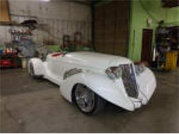 Picture of 1935 Auburn Speedster Auction Vehicle Offered by Vicari Auction - Q98H