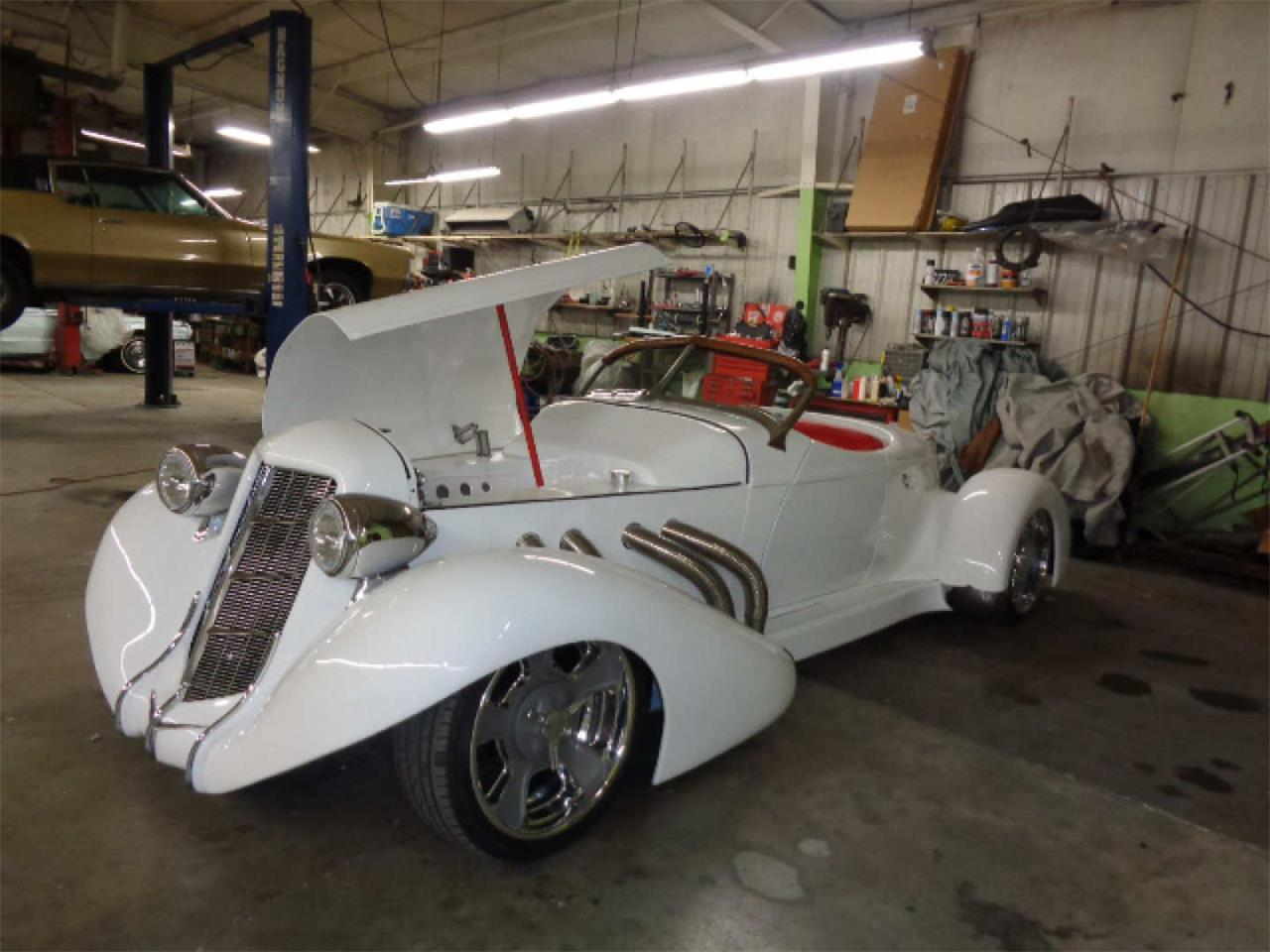 Large Picture of Classic '35 Speedster located in Louisiana Offered by Vicari Auction - Q98H