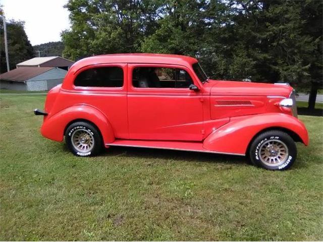 Picture of Classic '37 Chevrolet Sedan - $25,495.00 Offered by  - Q98O