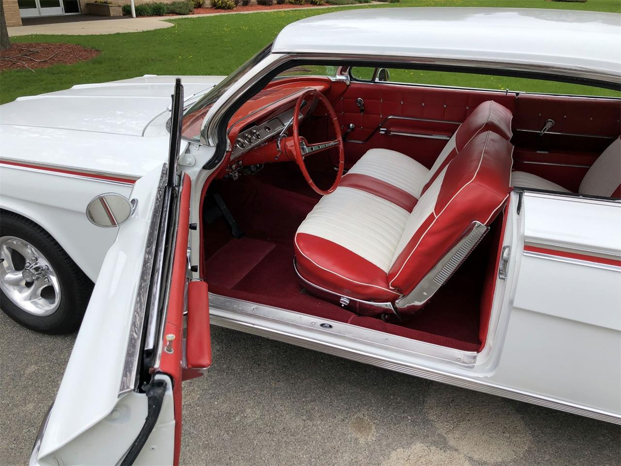 Large Picture of '62 Impala SS - Q5QW