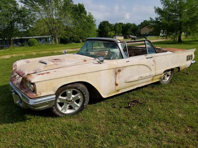Picture of 1960 Thunderbird located in Cadillac Michigan - Q98Y