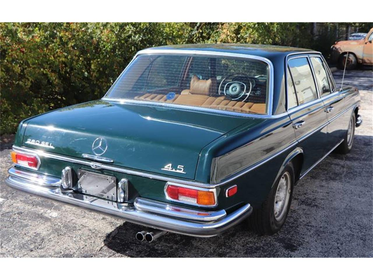 Large Picture of 1972 280SEL - $21,900.00 - Q5QY