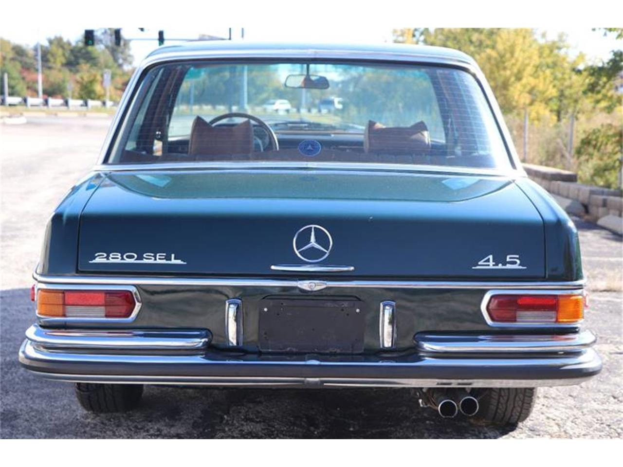 Large Picture of 1972 280SEL located in Missouri Offered by It's Alive Automotive - Q5QY