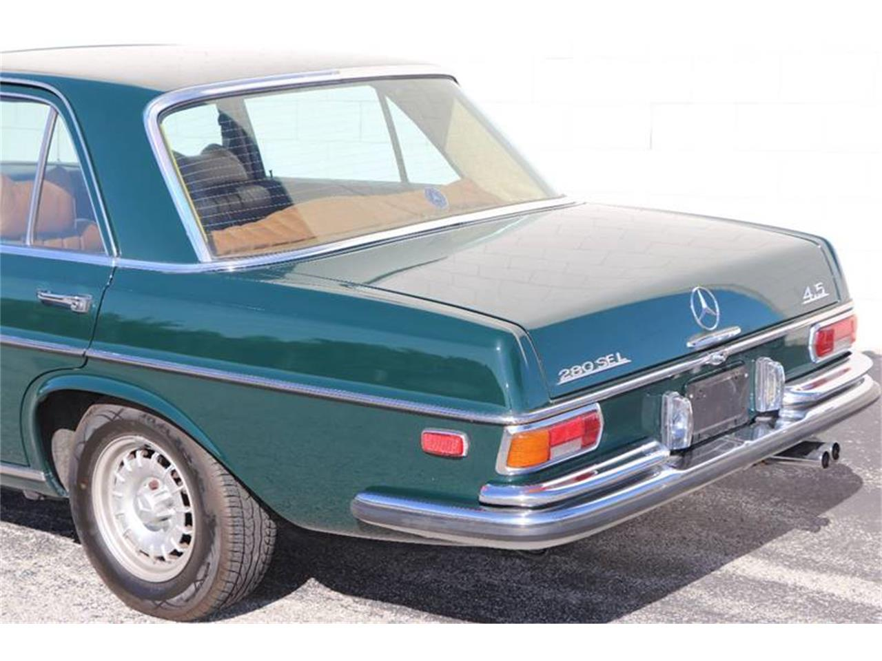 Large Picture of '72 Mercedes-Benz 280SEL located in Missouri - Q5QY