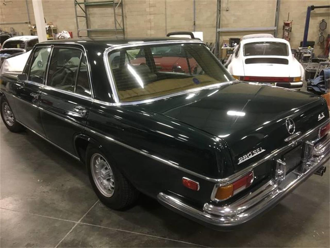Large Picture of '72 280SEL - Q5QY