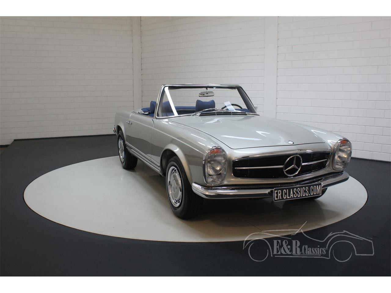 Large Picture of 1969 280SL located in Waalwijk noord brabant Offered by E & R Classics - Q9A0