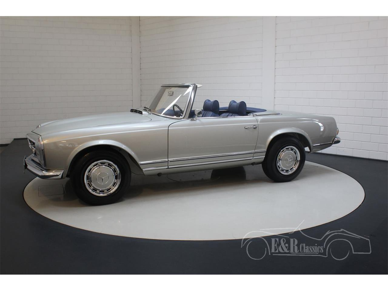 Large Picture of '69 Mercedes-Benz 280SL Offered by E & R Classics - Q9A0