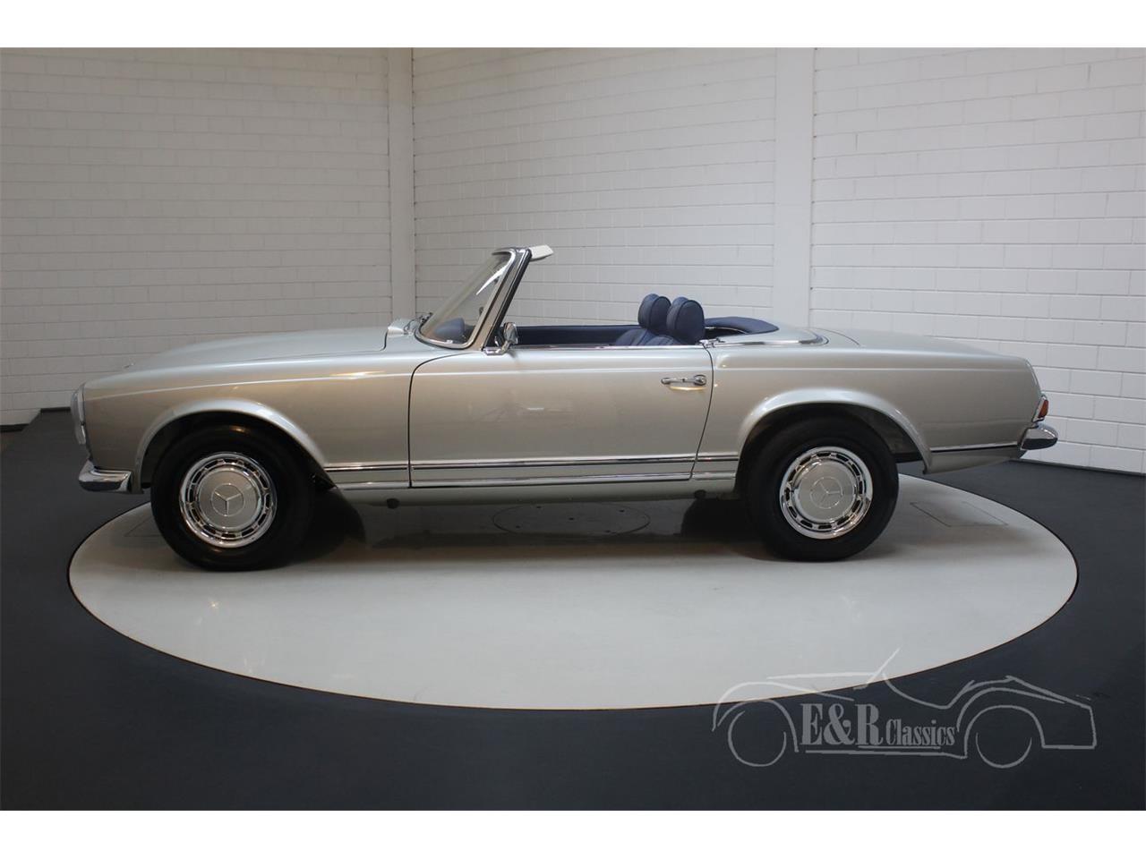 Large Picture of Classic 1969 280SL Offered by E & R Classics - Q9A0
