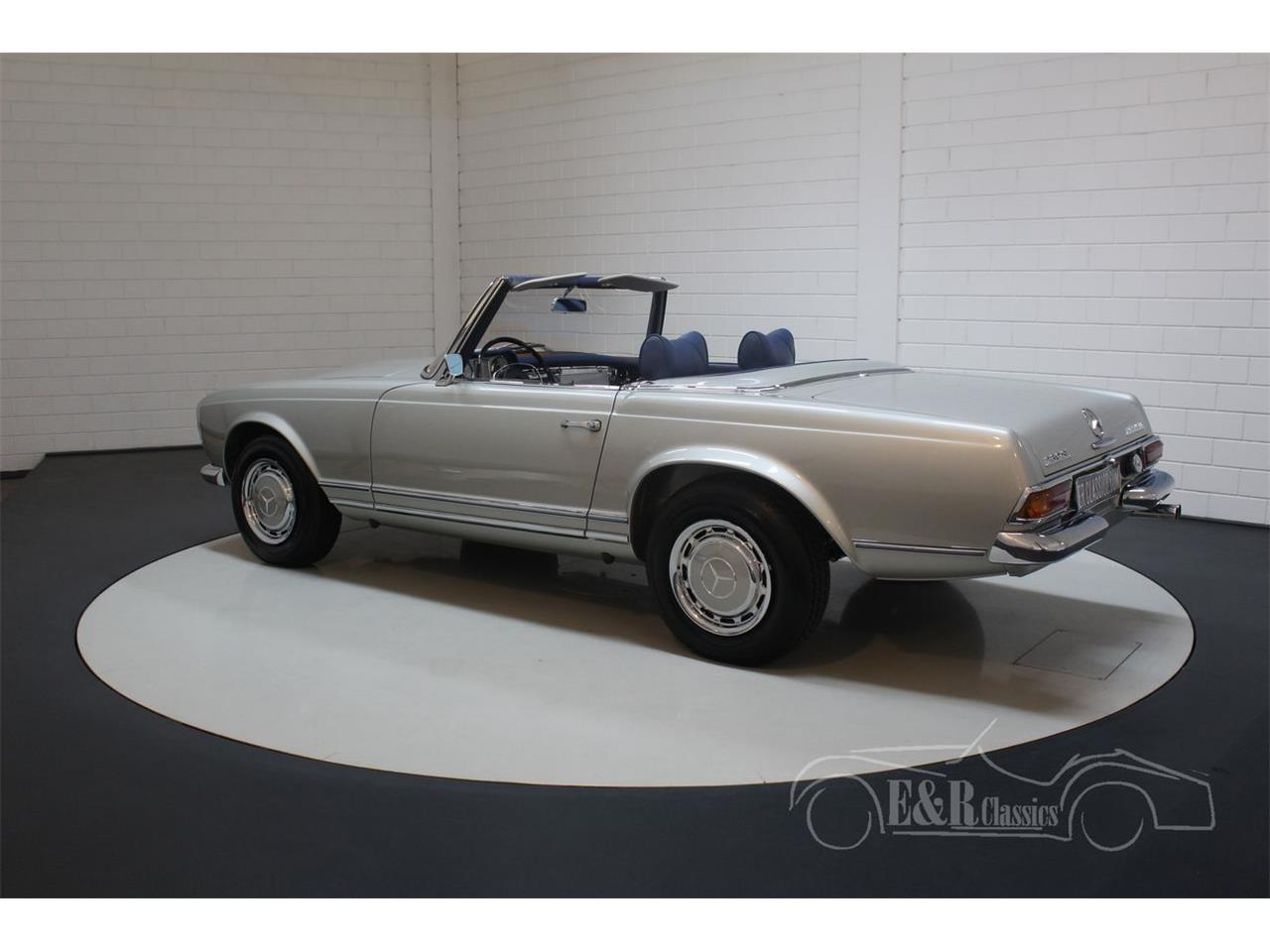 Large Picture of Classic '69 280SL Offered by E & R Classics - Q9A0