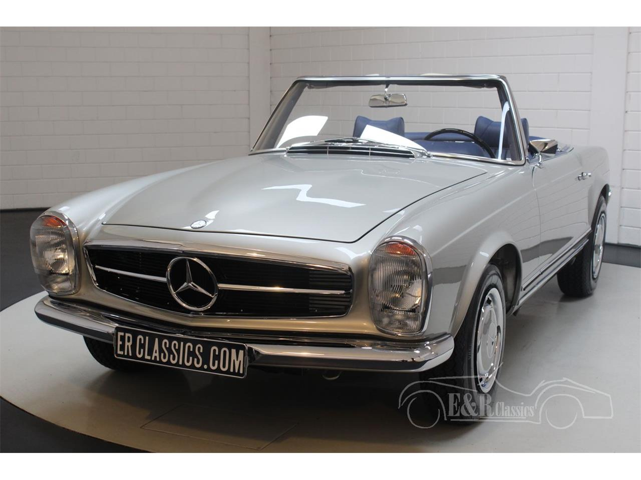 Large Picture of Classic 1969 Mercedes-Benz 280SL located in noord brabant Offered by E & R Classics - Q9A0