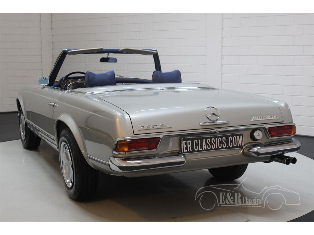 Large Picture of 1969 Mercedes-Benz 280SL - $190,500.00 Offered by E & R Classics - Q9A0