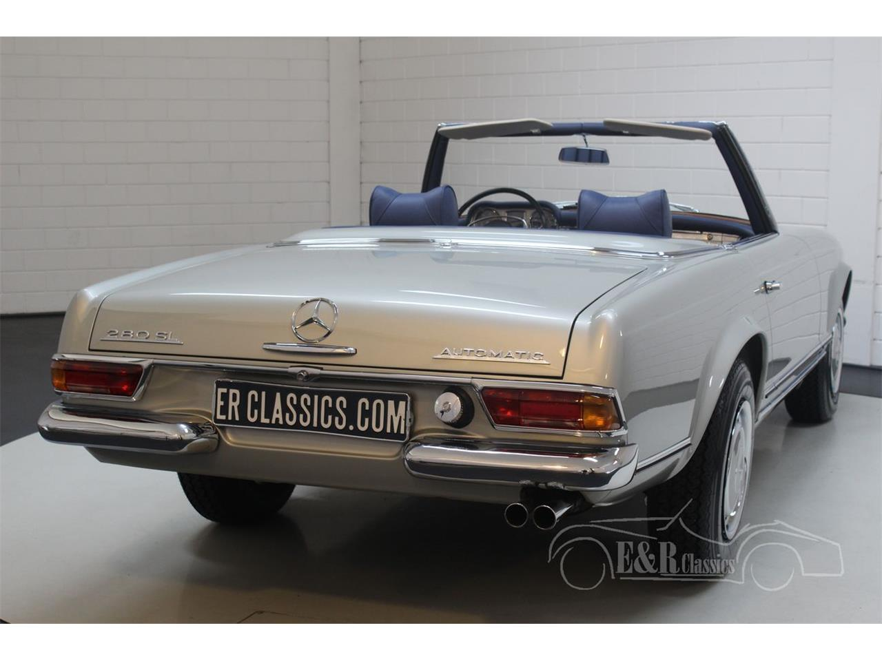 Large Picture of '69 280SL located in noord brabant - $190,500.00 Offered by E & R Classics - Q9A0
