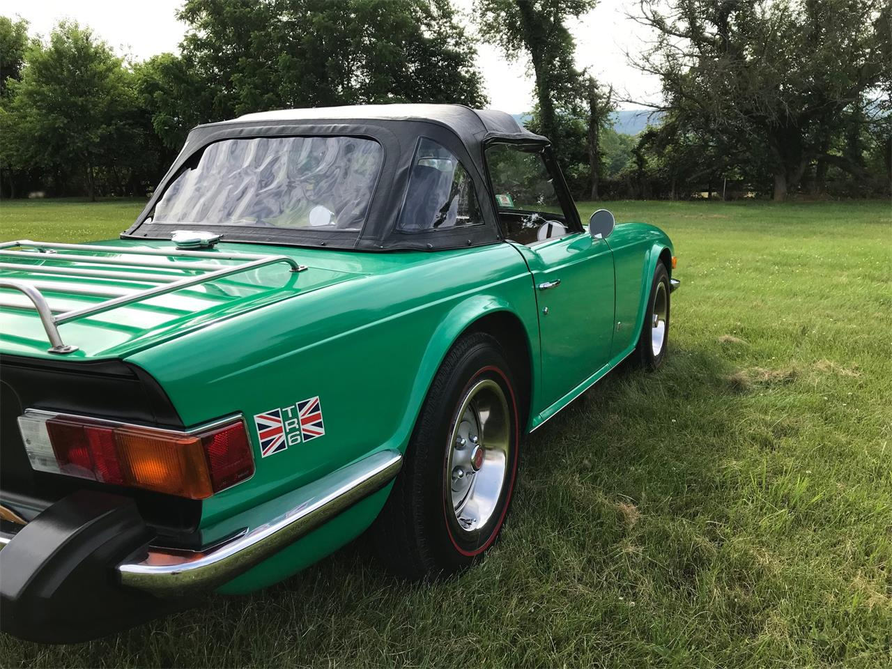 Large Picture of '76 TR6 - Q9A8