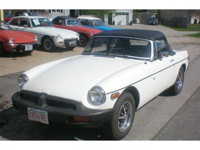 Picture of '78 MGB - Q9AB