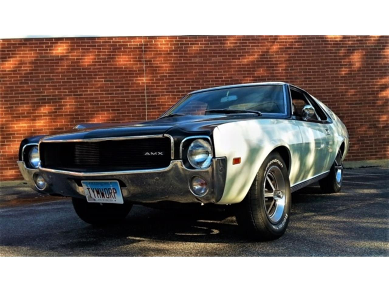 Large Picture of '69 AMX - Q9AF