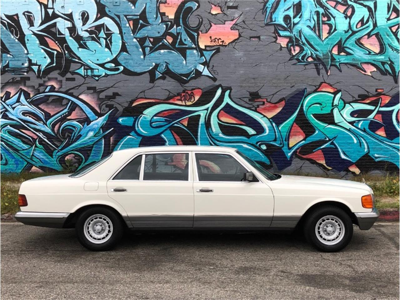 Large Picture of '83 500SEL - Q5EB