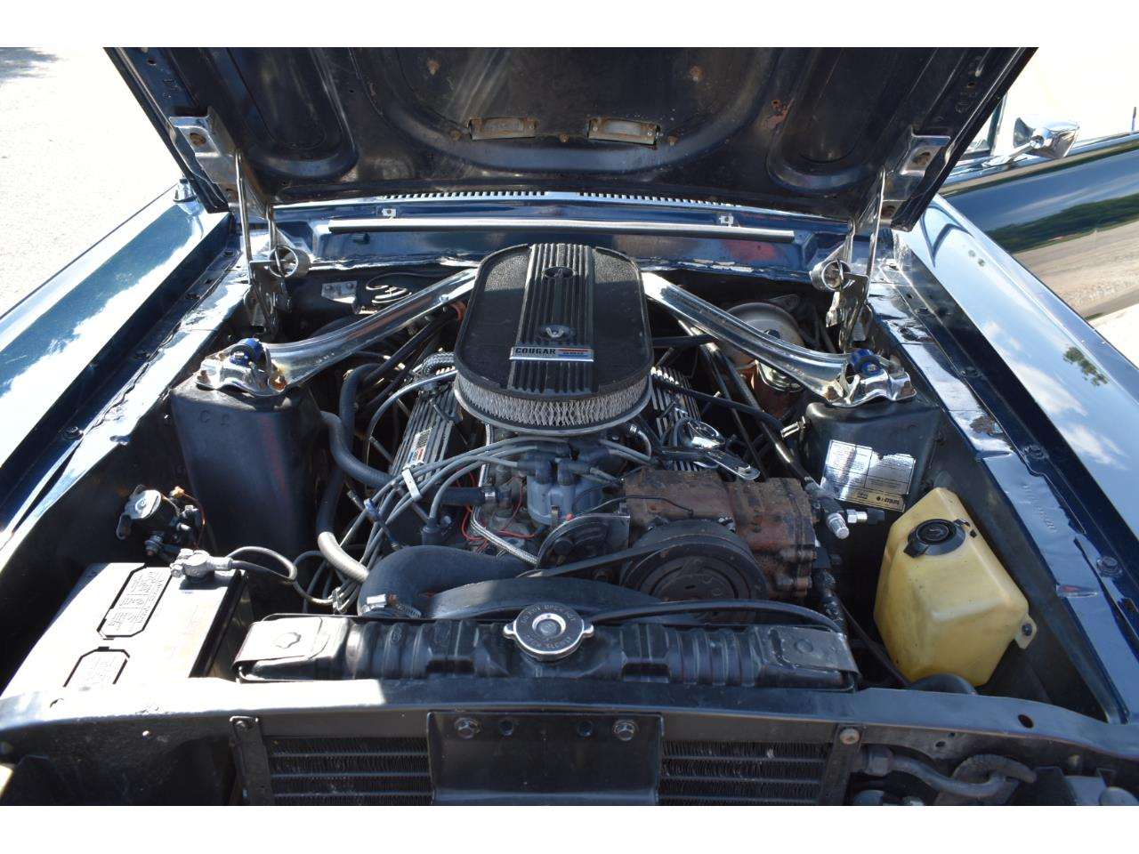 Large Picture of Classic '67 Mercury Cougar located in Iowa - $18,995.00 - Q9AO