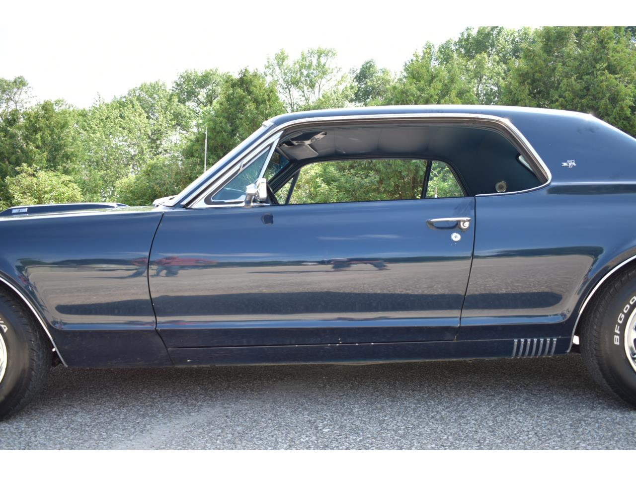 Large Picture of Classic '67 Cougar - Q9AO