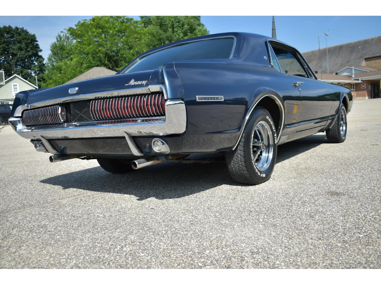 Large Picture of '67 Mercury Cougar located in Iowa - $18,995.00 Offered by Coyote Classics - Q9AO