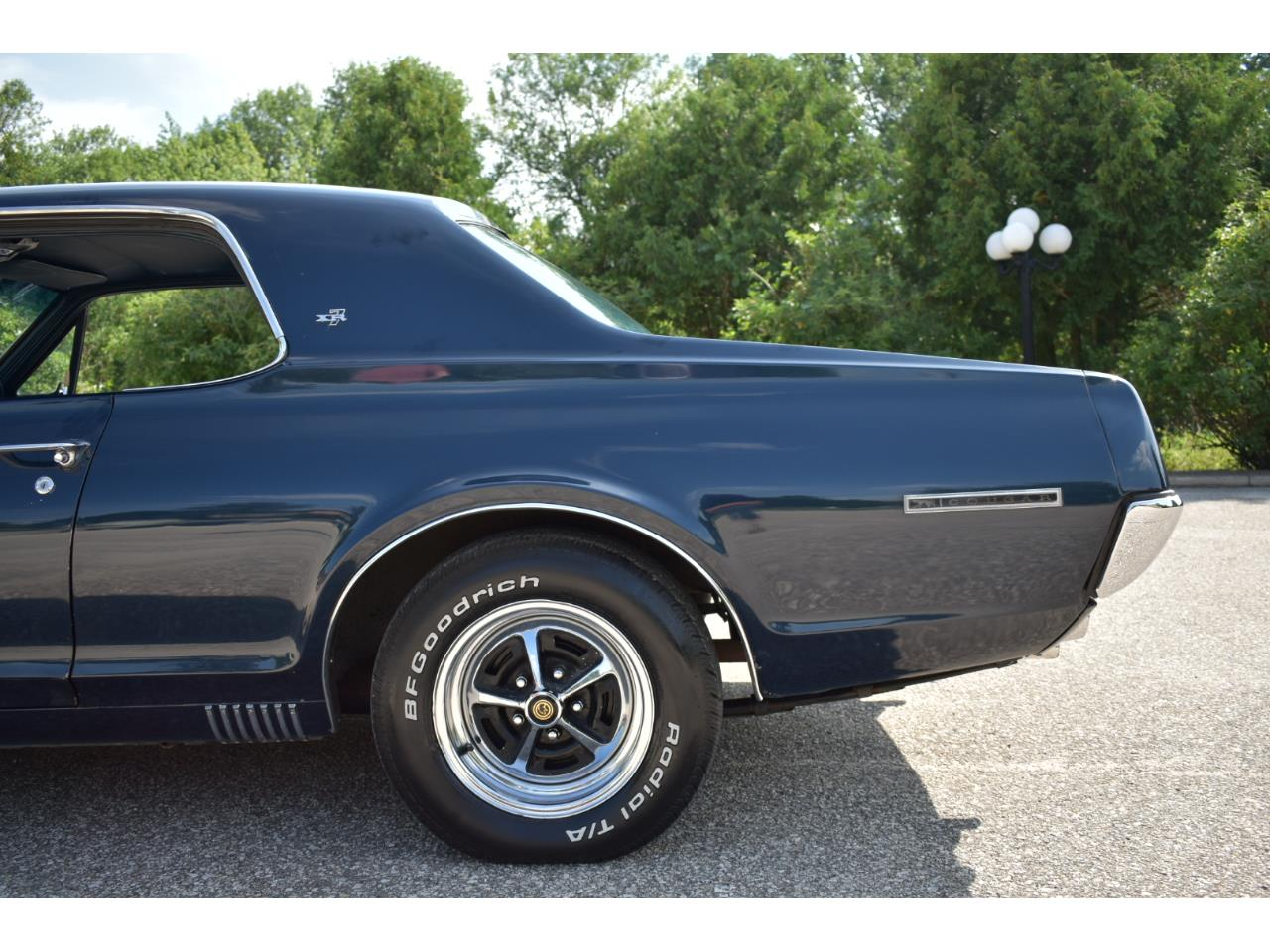 Large Picture of 1967 Mercury Cougar - Q9AO