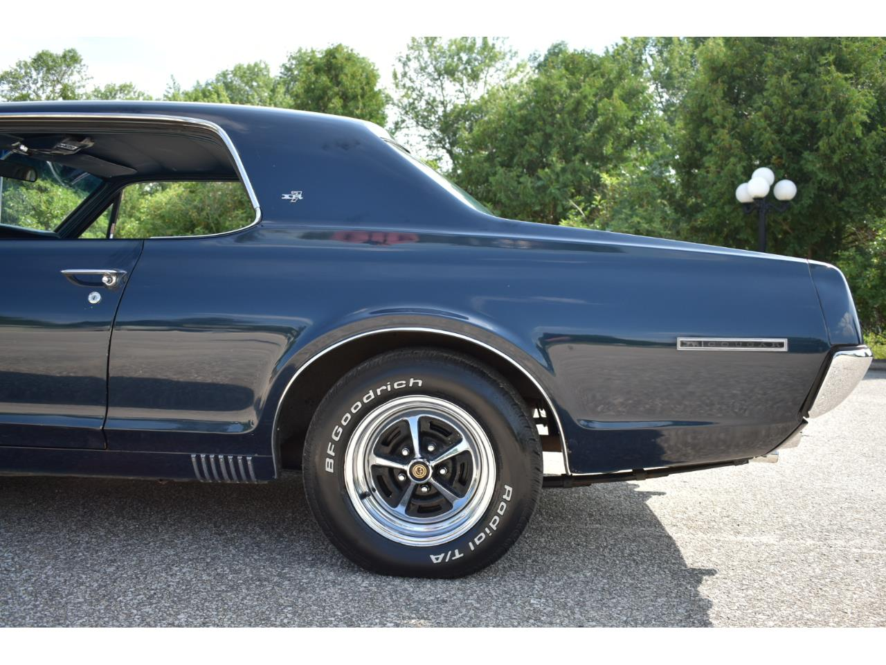 Large Picture of '67 Cougar located in Iowa Offered by Coyote Classics - Q9AO