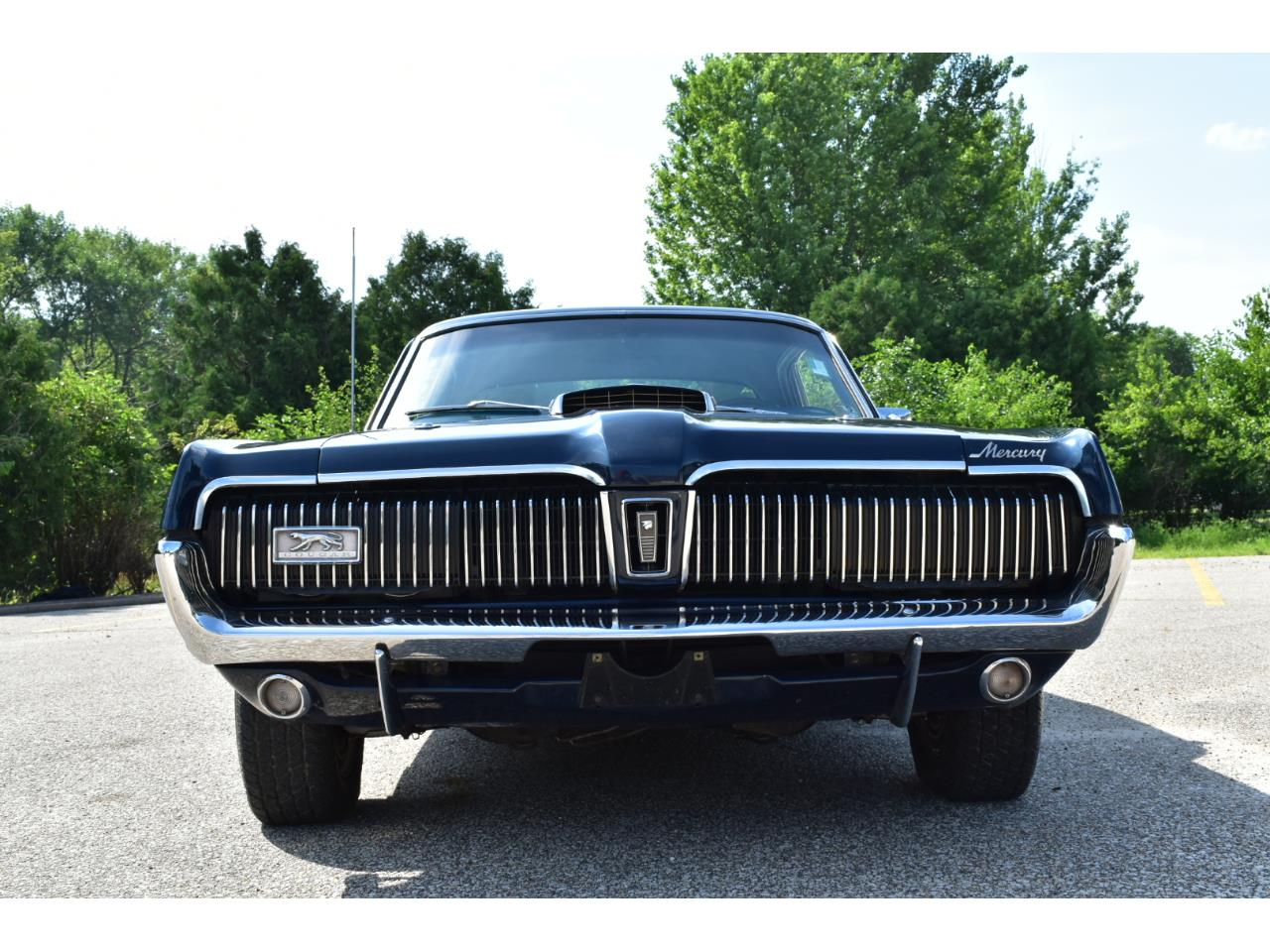 Large Picture of 1967 Mercury Cougar located in Iowa - $18,995.00 Offered by Coyote Classics - Q9AO