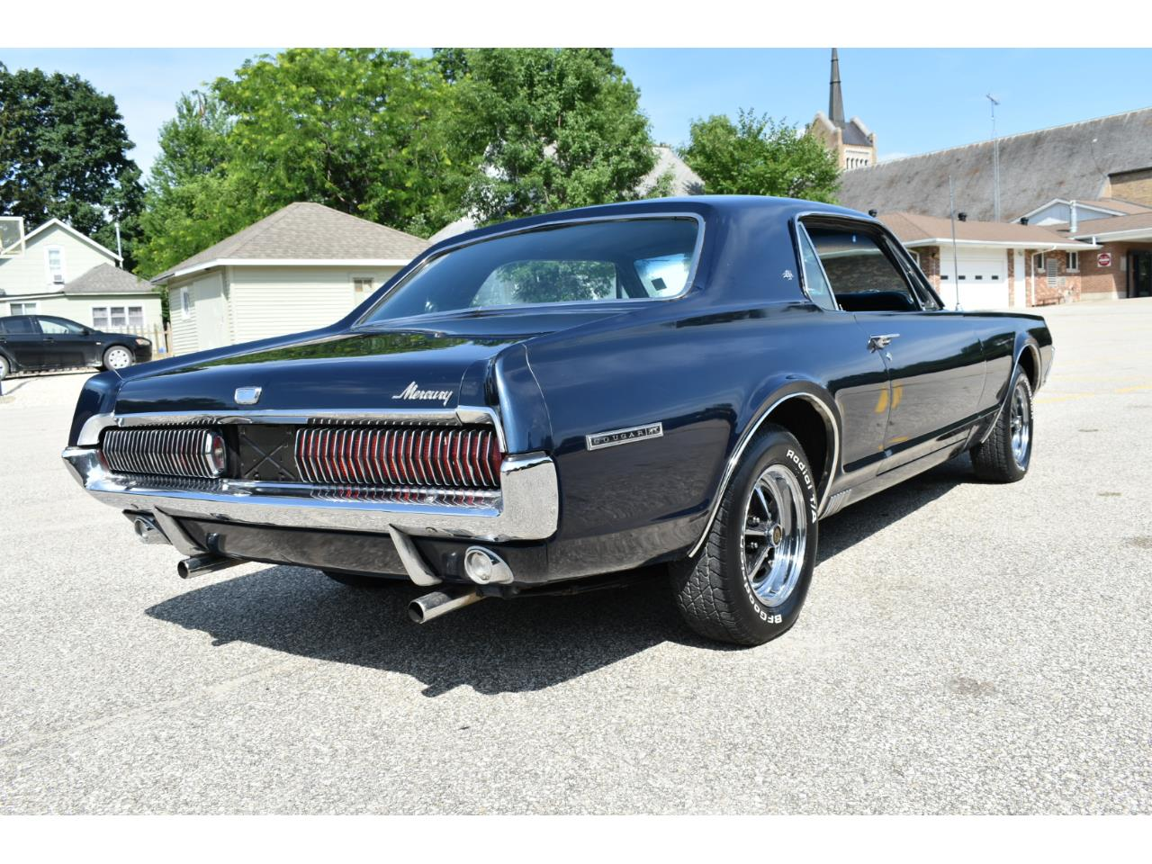 Large Picture of Classic 1967 Mercury Cougar Offered by Coyote Classics - Q9AO