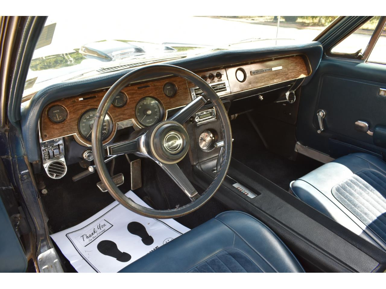 Large Picture of Classic 1967 Mercury Cougar - $18,995.00 - Q9AO