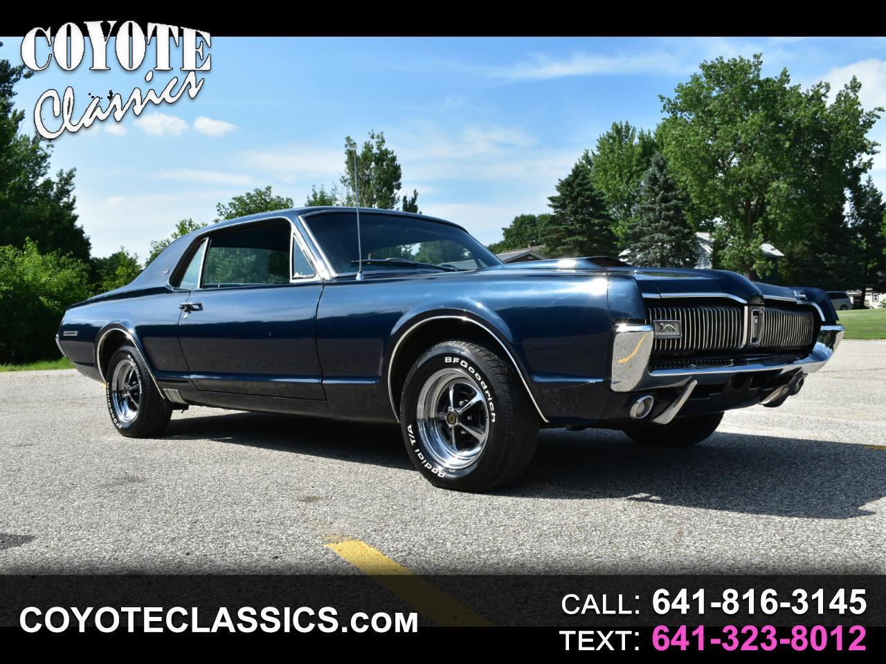 Large Picture of '67 Cougar - Q9AO