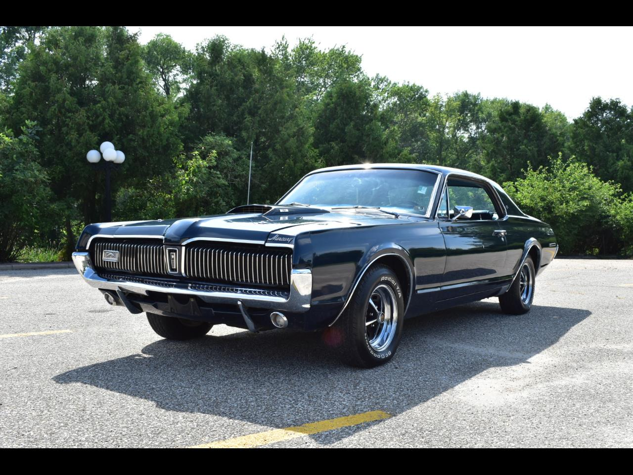 Large Picture of '67 Mercury Cougar located in Iowa - $18,995.00 - Q9AO