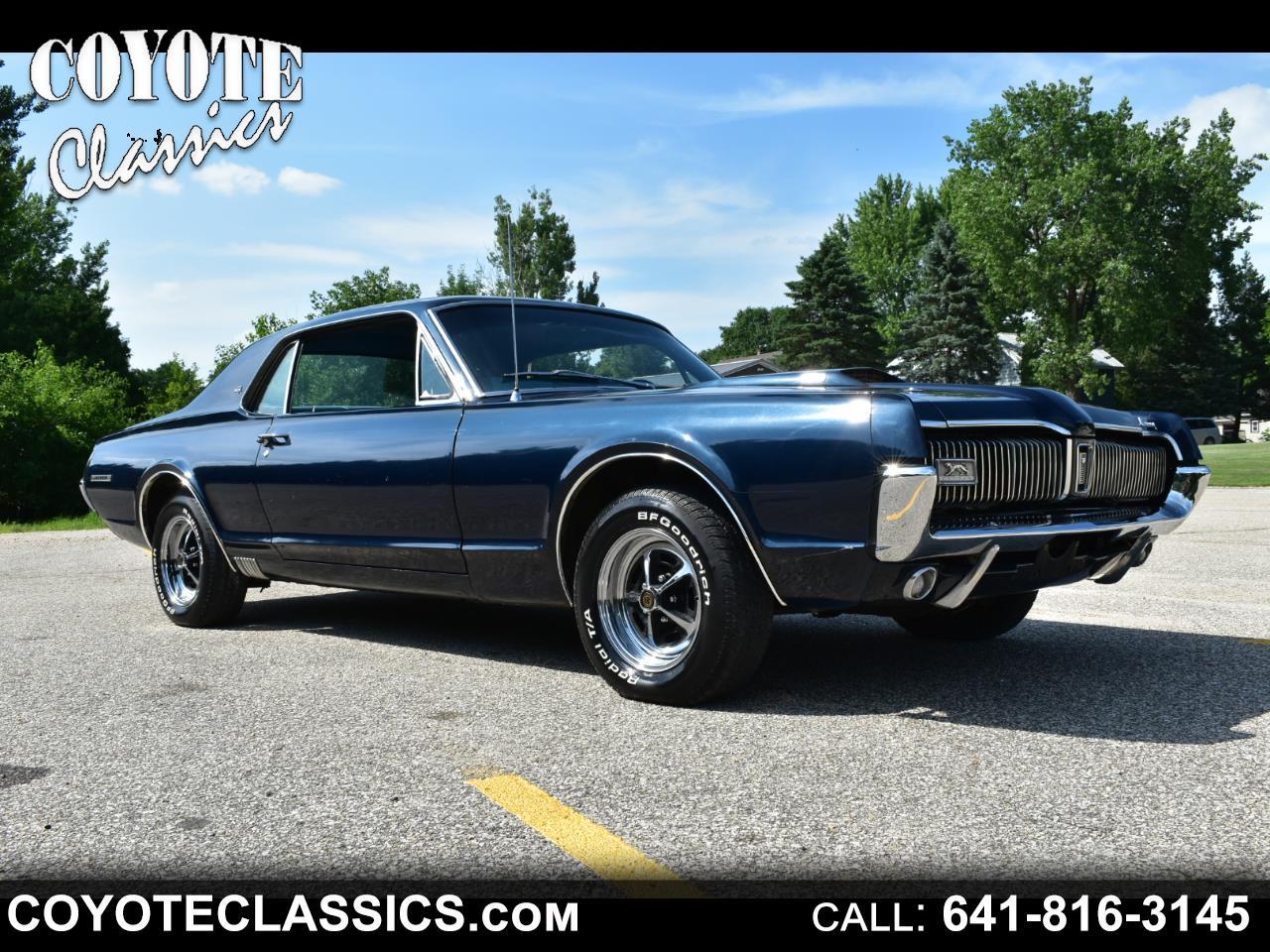 Large Picture of Classic '67 Mercury Cougar Offered by Coyote Classics - Q9AO