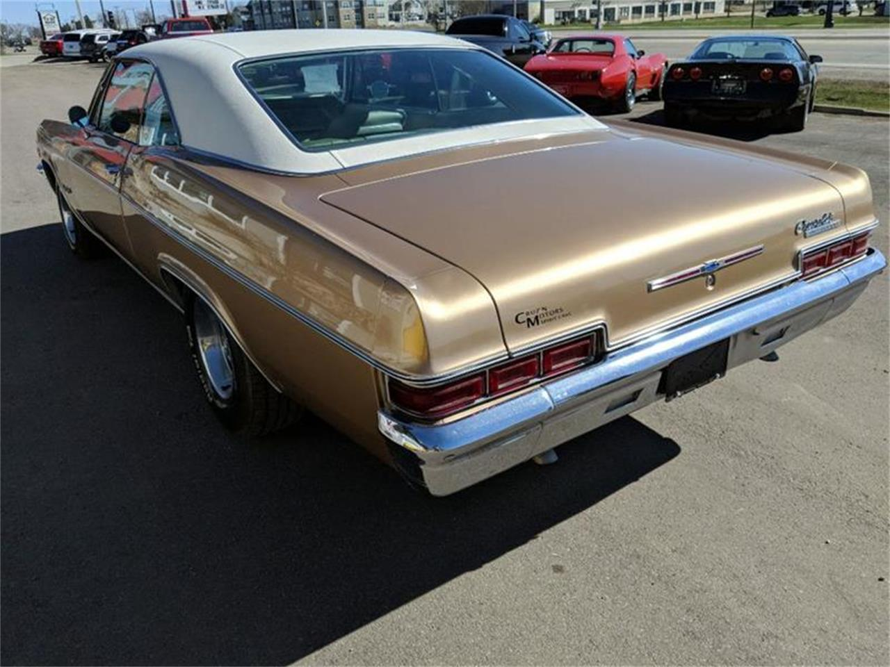 Large Picture of 1966 Chevrolet Impala located in Spirit Lake Iowa Offered by Cruz'n Motors - Q5R3