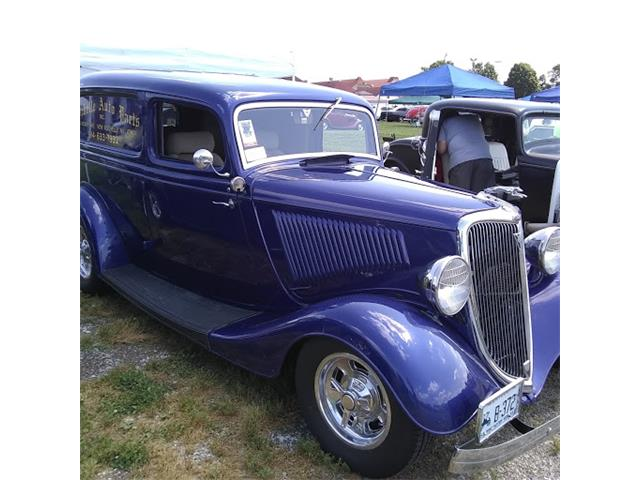 1934 Ford Sedan for Sale on ClassicCars com on ClassicCars com