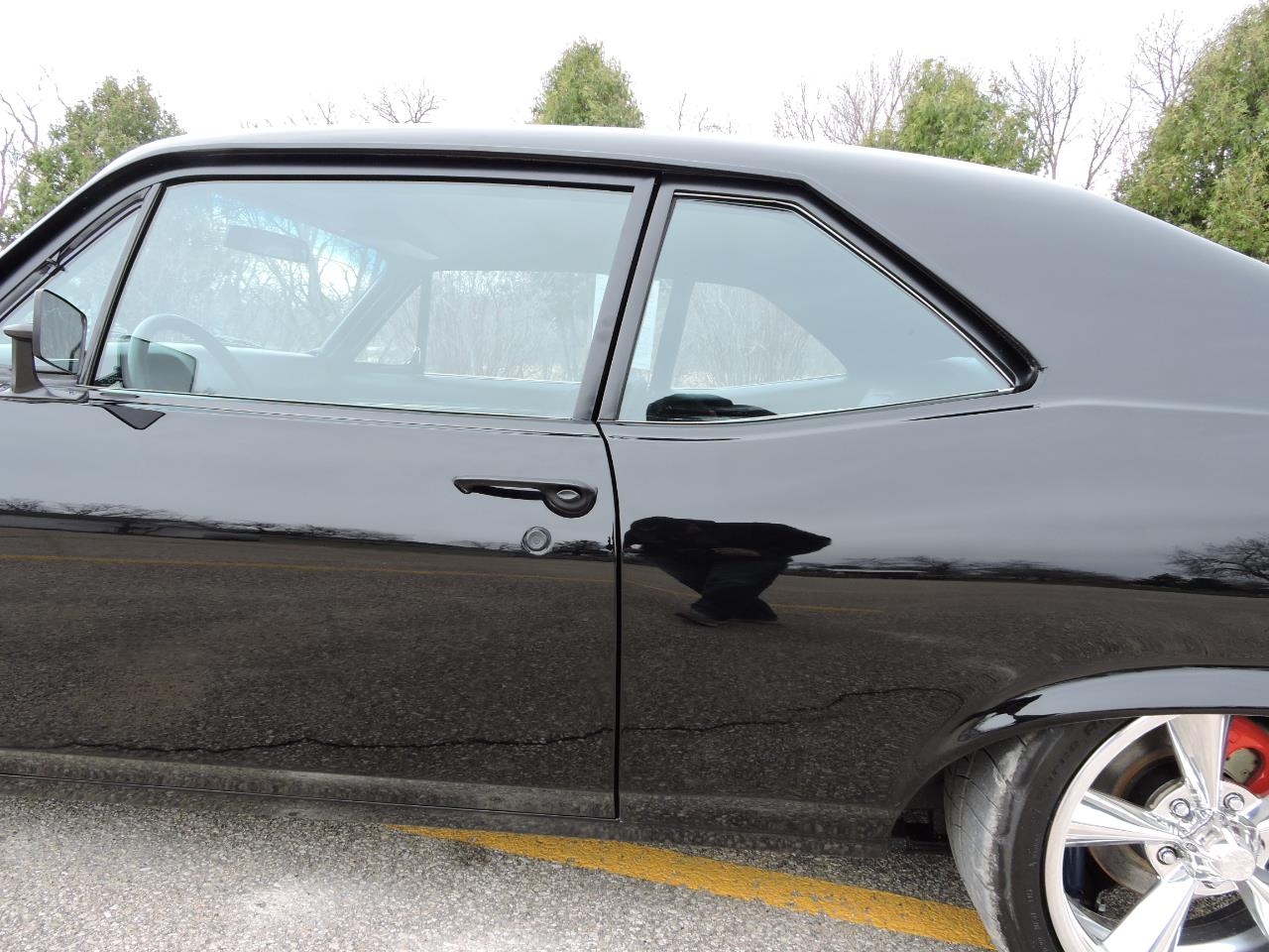 Large Picture of Classic '68 Chevrolet Nova Offered by Coyote Classics - Q9AZ