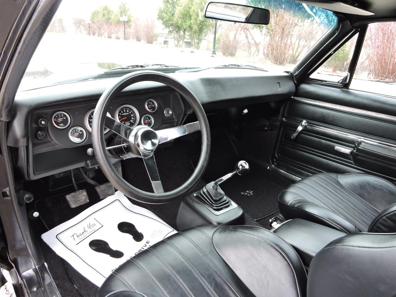 Large Picture of Classic '68 Nova located in Iowa Offered by Coyote Classics - Q9AZ