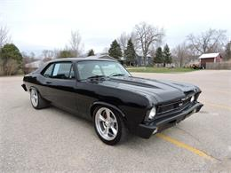 Picture of Classic 1968 Chevrolet Nova located in Iowa - $41,995.00 Offered by Coyote Classics - Q9AZ