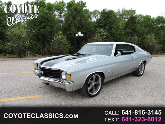 Picture of '72 Chevelle - Q9B2