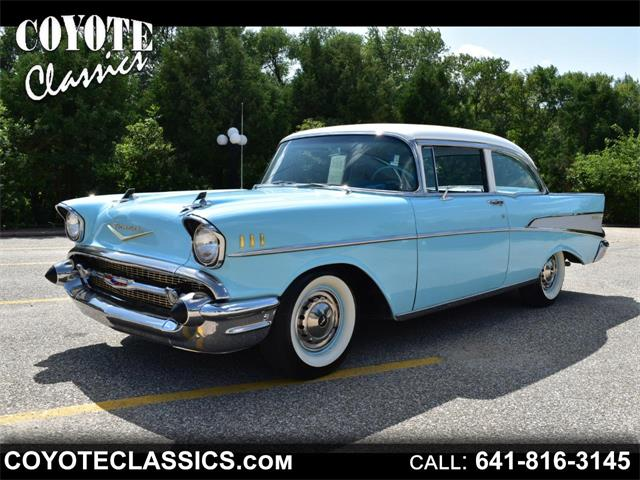 Picture of Classic 1957 Chevrolet 2-Dr Coupe - $32,995.00 - Q9B3