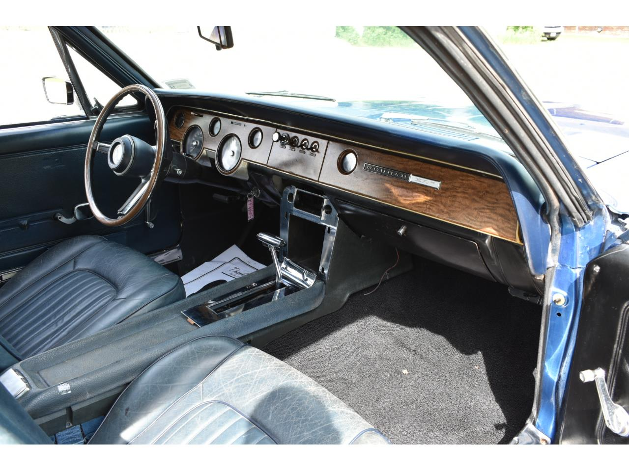 Large Picture of '67 Cougar - Q9BH