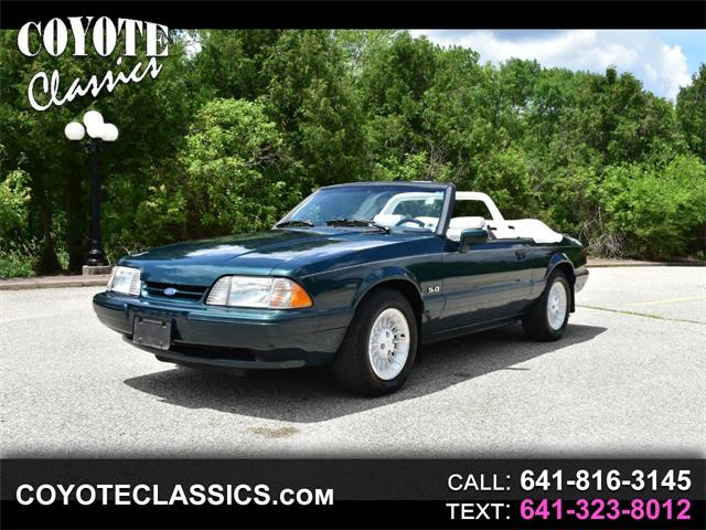 Picture of '90 Mustang - Q9BM