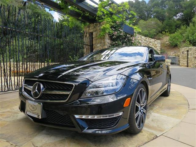 Picture of '12 CLS-Class - Q5R6
