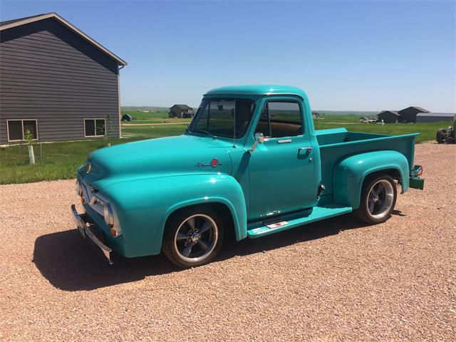 Picture of '55 F100 - Q9BZ
