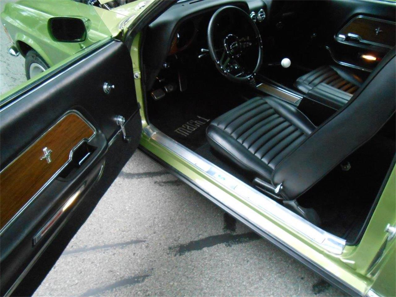 Large Picture of '70 Mustang Mach 1 - Q9C1