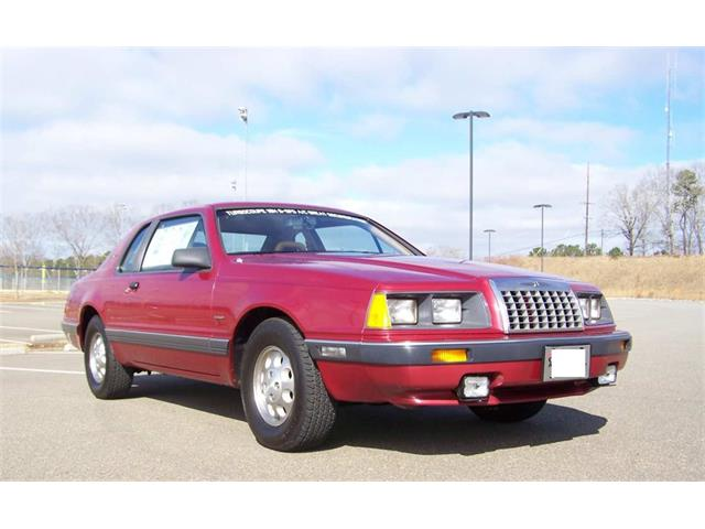 Picture of 1984 Thunderbird Auction Vehicle Offered by  - Q5RD