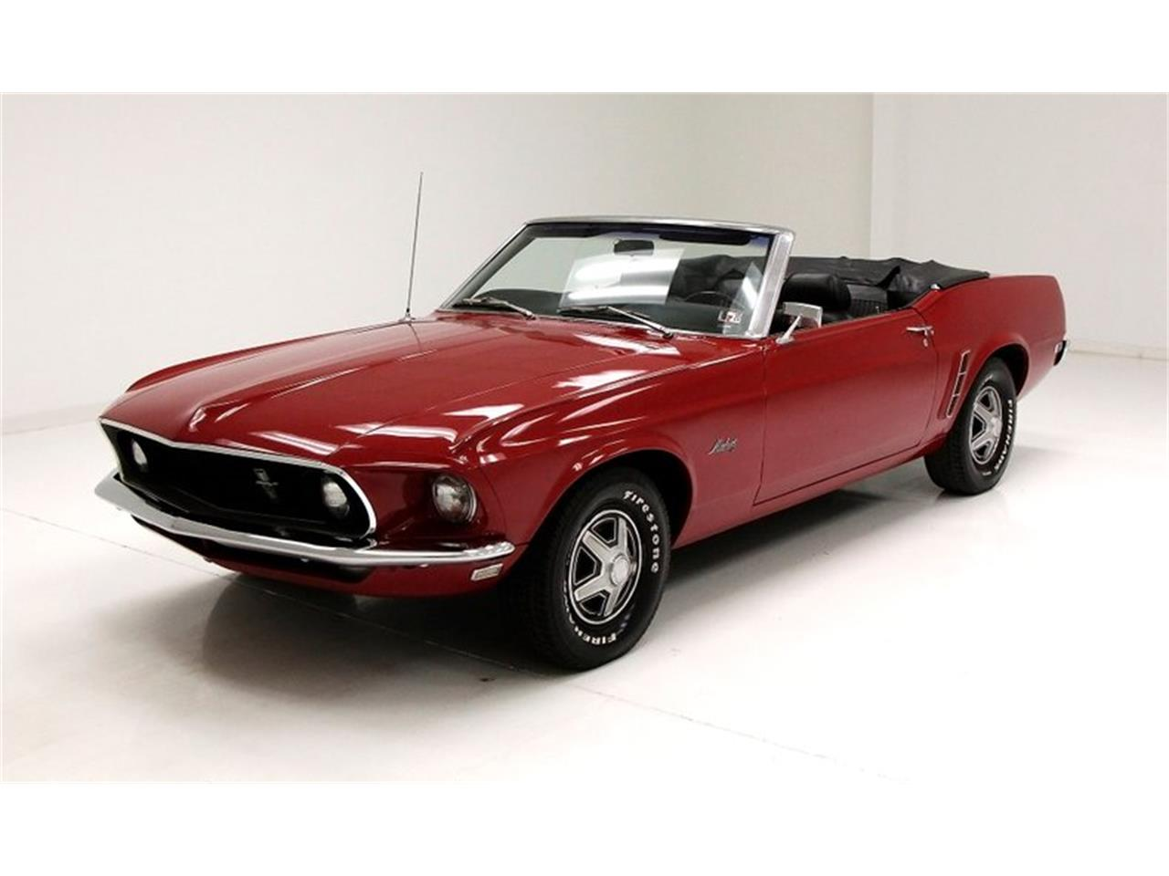 For sale 1969 ford mustang in morgantown pennsylvania