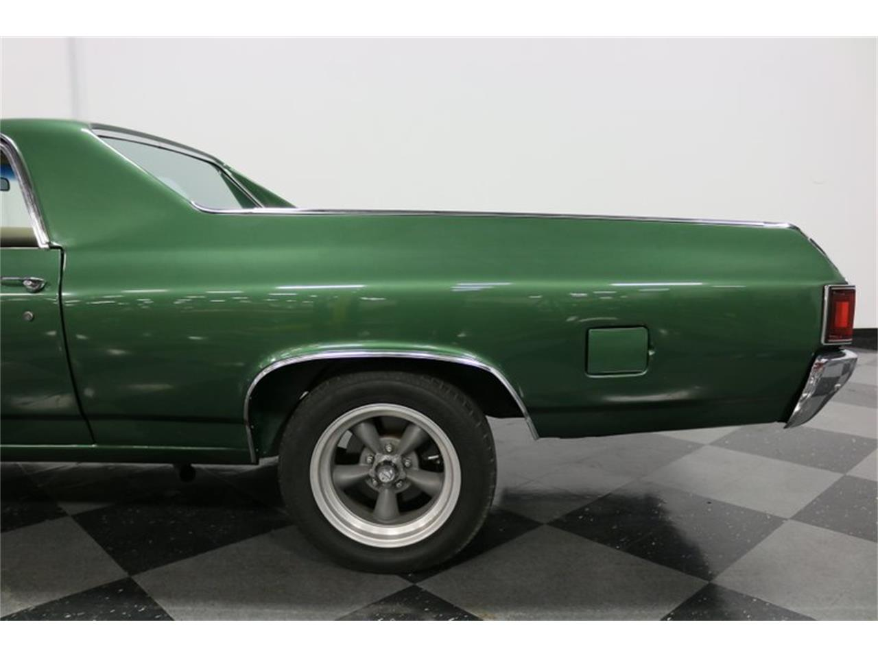 Large Picture of 1970 Chevrolet El Camino located in Ft Worth Texas Offered by Streetside Classics - Dallas / Fort Worth - Q9DT