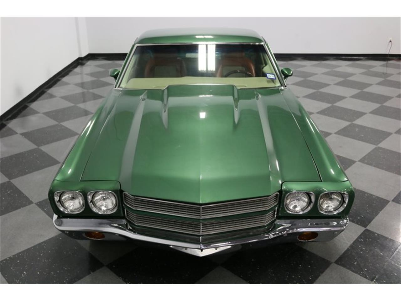 Large Picture of '70 El Camino located in Ft Worth Texas Offered by Streetside Classics - Dallas / Fort Worth - Q9DT