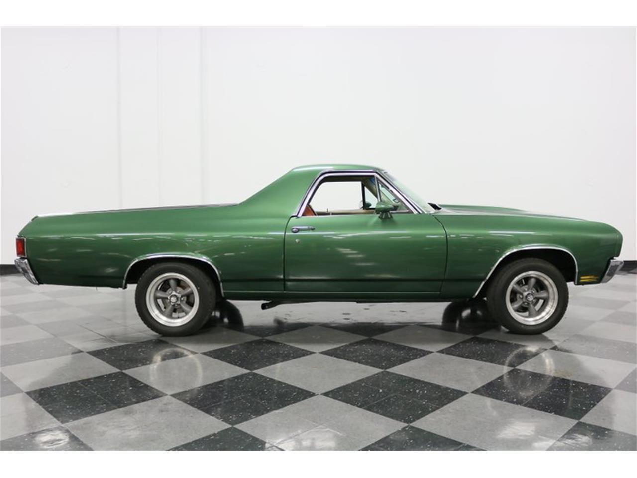 Large Picture of Classic 1970 Chevrolet El Camino located in Ft Worth Texas - Q9DT